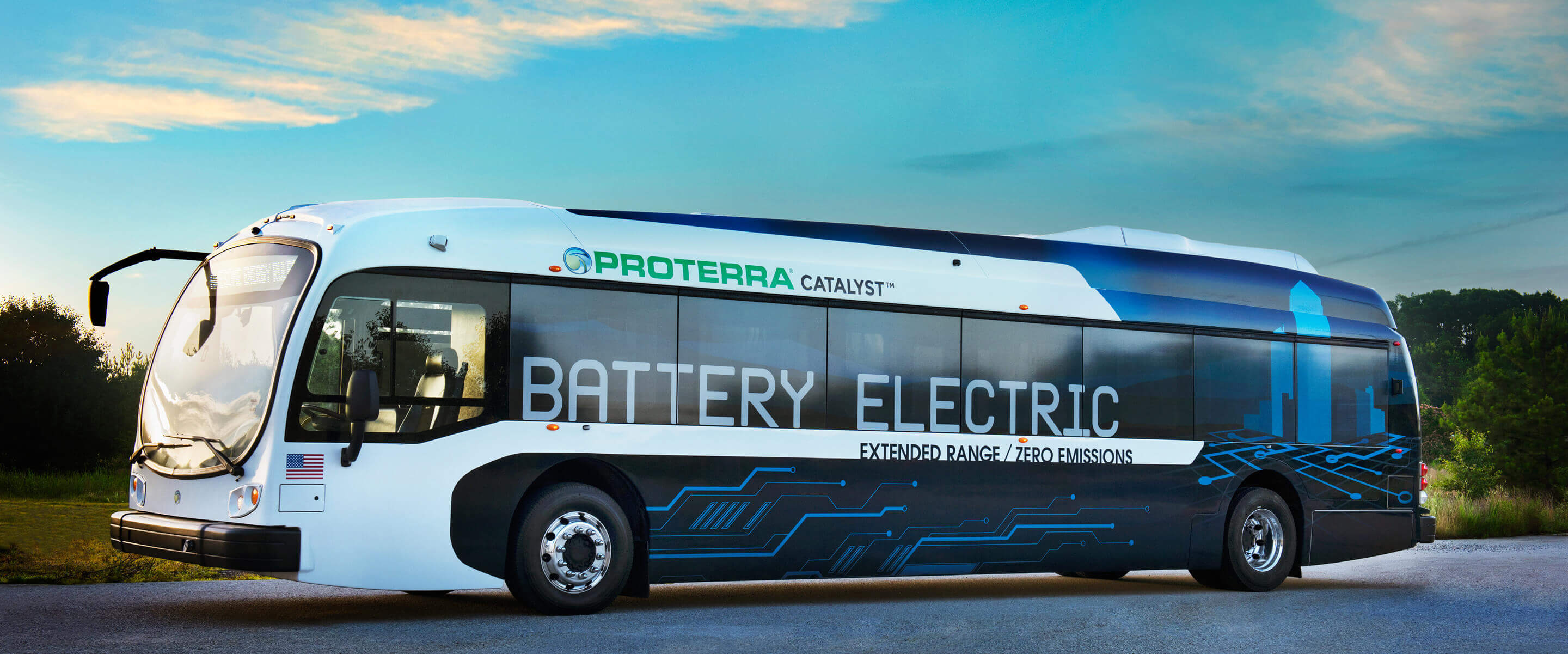With 73-bus sale to King County, Proterra says electric